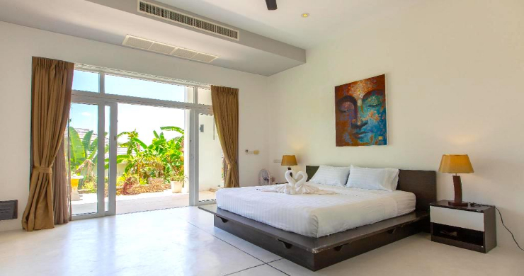 Hot Price 4 Bed Sea-view Pool Villa in Chaweng Hills-15