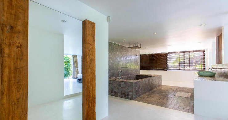 Hot Price 4 Bed Sea-view Pool Villa in Chaweng Hills-9