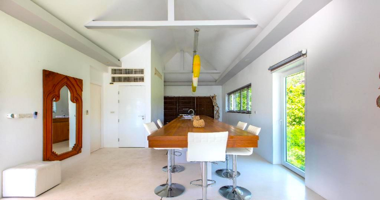 Hot Price 4 Bed Sea-view Pool Villa in Chaweng Hills-7