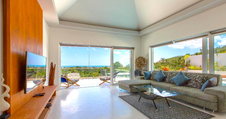 Hot Price 4 Bed Sea-view Pool Villa in Chaweng Hills-2