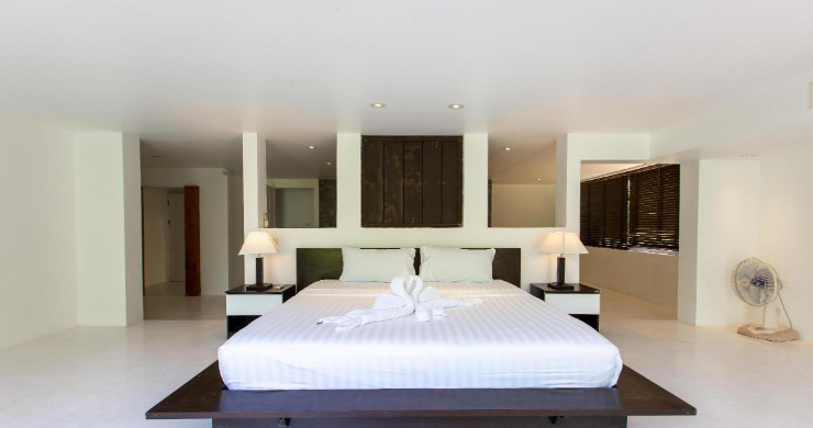Hot Price 4 Bed Sea-view Pool Villa in Chaweng Hills-8