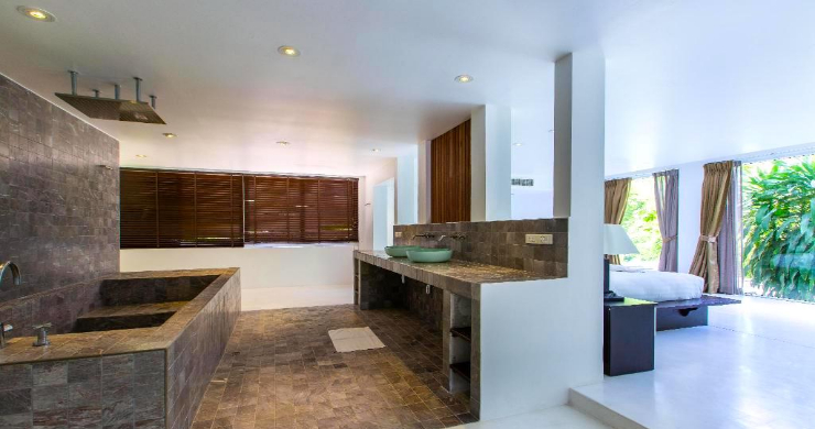 Hot Price 4 Bed Sea-view Pool Villa in Chaweng Hills-10