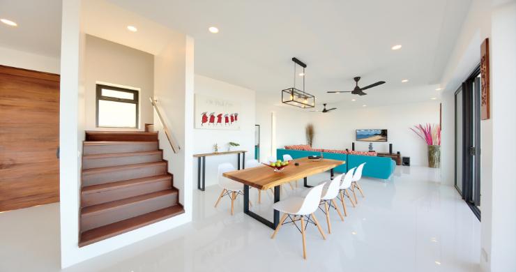 Contemporary 4 Bed Sea-view Pool Villa in Maenam-4