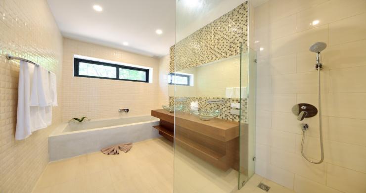 Contemporary 4 Bed Sea-view Pool Villa in Maenam-18