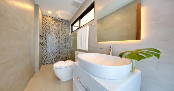 Contemporary 4 Bed Sea-view Pool Villa in Maenam-13