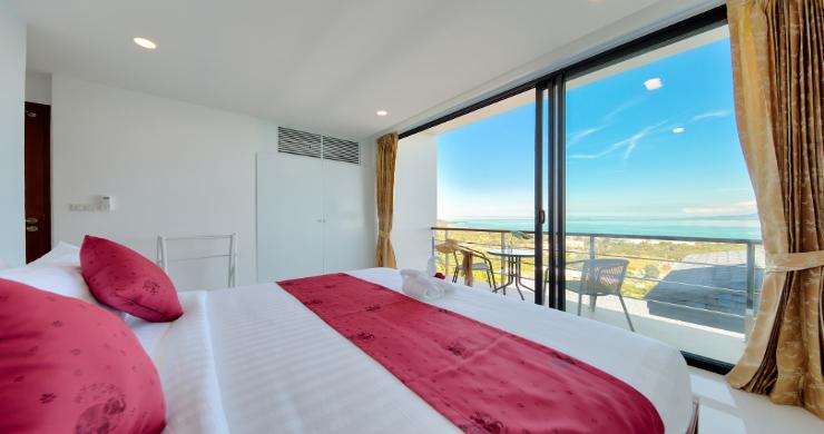 Contemporary 4 Bed Sea-view Pool Villa in Maenam-11