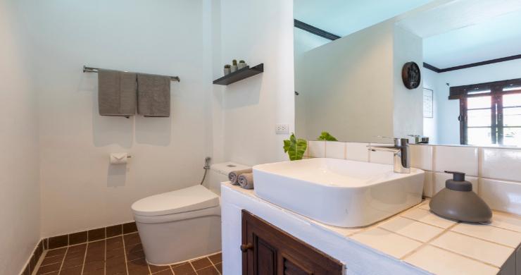Charming 2 Bedroom Modern Pool Villa in Bophut-11