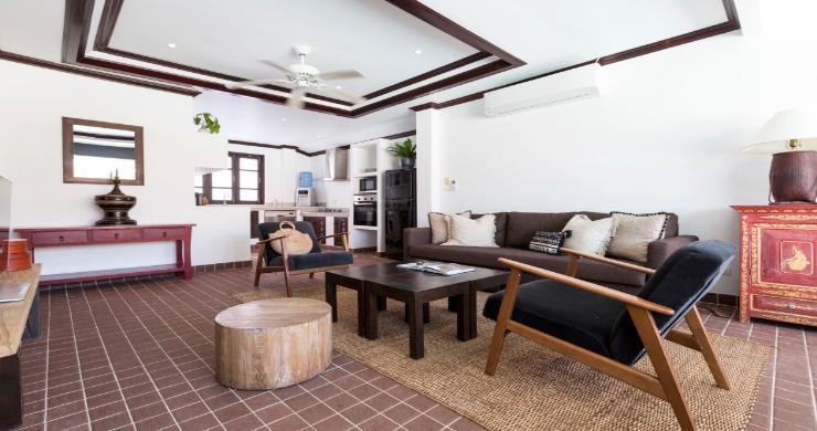 Charming 2 Bedroom Modern Pool Villa in Bophut-2