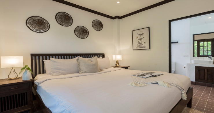 Charming 2 Bedroom Modern Pool Villa in Bophut-10