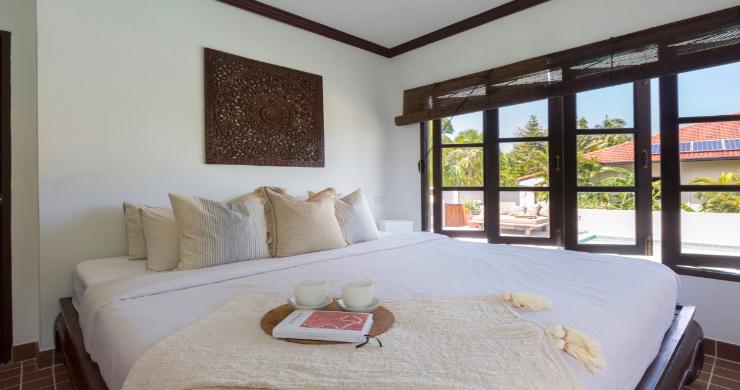 Charming 2 Bedroom Modern Pool Villa in Bophut-9