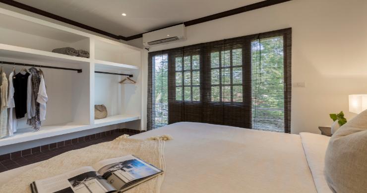 Charming 2 Bedroom Modern Pool Villa in Bophut-8