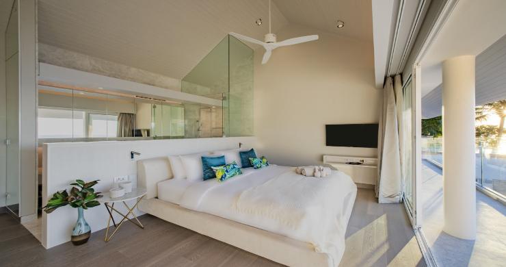 Contemporary 4 Bed Luxury Sea View Villa in Phuket-17
