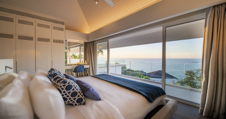 Contemporary 4 Bed Luxury Sea View Villa in Phuket-18