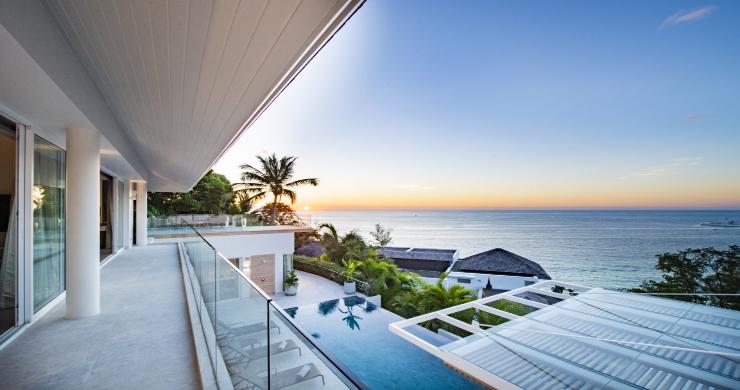 Contemporary 4 Bed Luxury Sea View Villa in Phuket-14