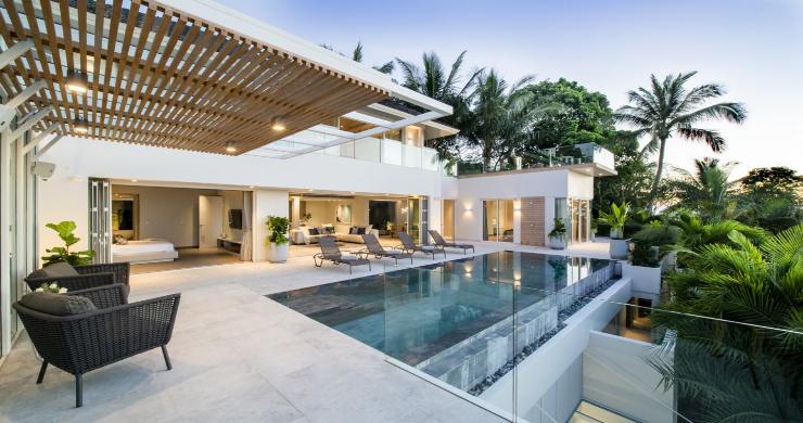 Contemporary 4 Bed Luxury Sea View Villa in Phuket-16