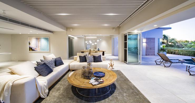 Contemporary 4 Bed Luxury Sea View Villa in Phuket-8