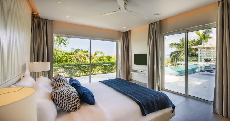 Contemporary 4 Bed Luxury Sea View Villa in Phuket-10