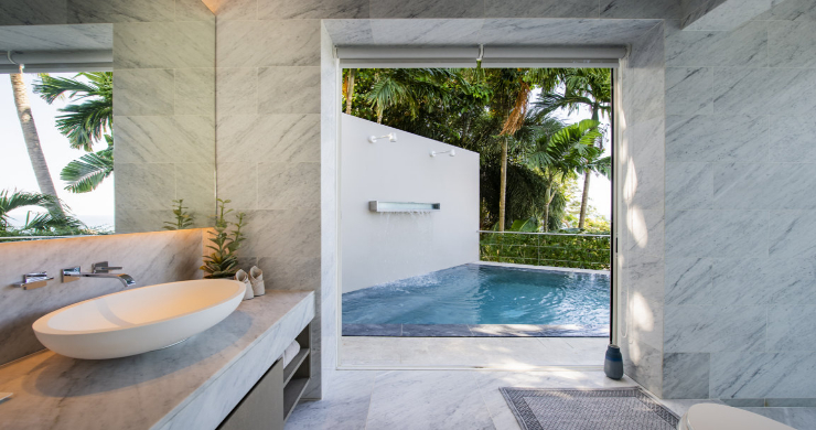 Contemporary 4 Bed Luxury Sea View Villa in Phuket-19