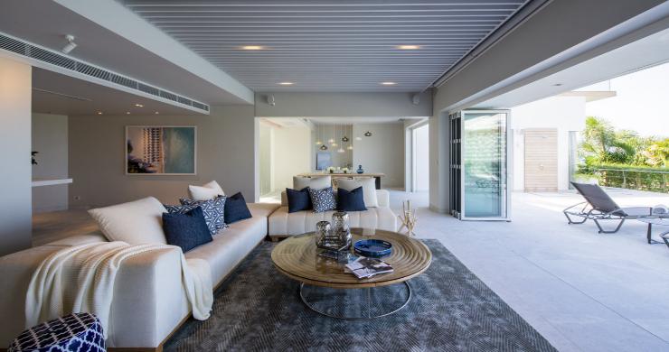 Contemporary 4 Bed Luxury Sea View Villa in Phuket-6