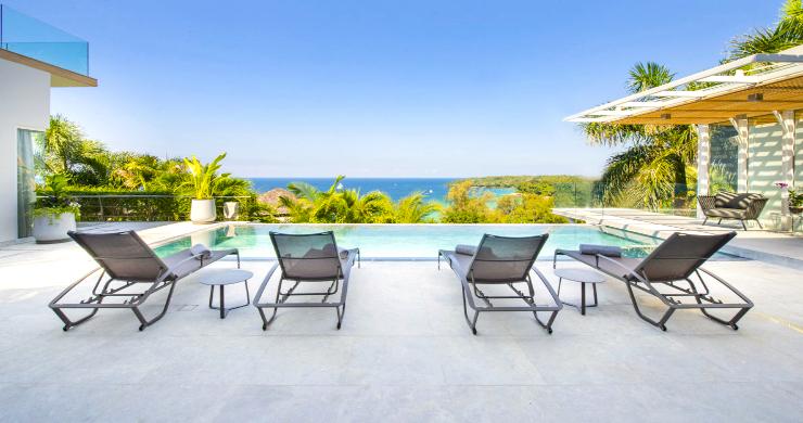 Contemporary 4 Bed Luxury Sea View Villa in Phuket-1