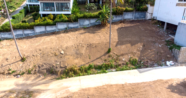 Affordable Sea-view Land Plots for Sale in Bophut Hills-5