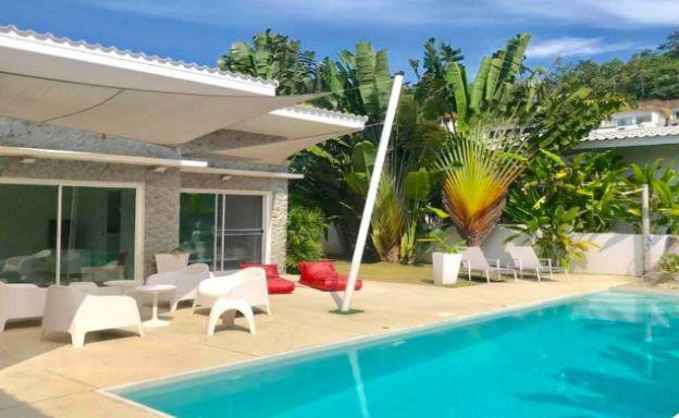 Affordable 3 Bed Modern Pool Villa in Peaceful Maenam