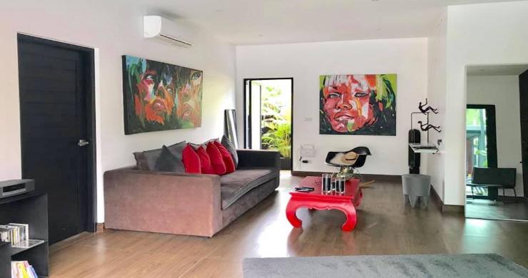 Tropical 3 Bedroom Pool Villa for Sale in Maenam-2