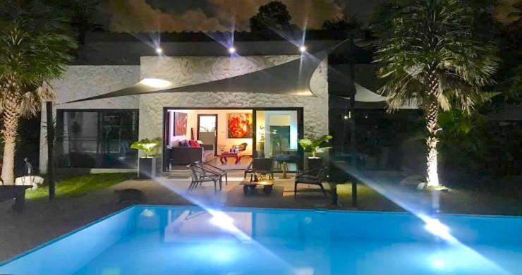 Tropical 3 Bedroom Pool Villa for Sale in Maenam-17