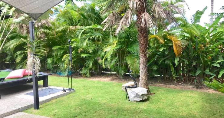 Tropical 3 Bedroom Pool Villa for Sale in Maenam-14