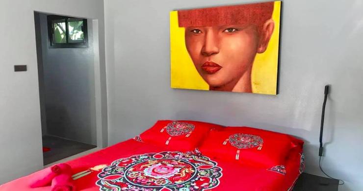 Tropical 3 Bedroom Pool Villa for Sale in Maenam-12