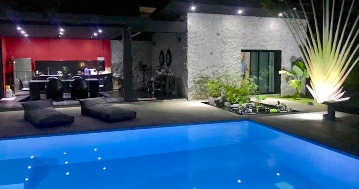 Tropical 3 Bedroom Pool Villa for Sale in Maenam-16