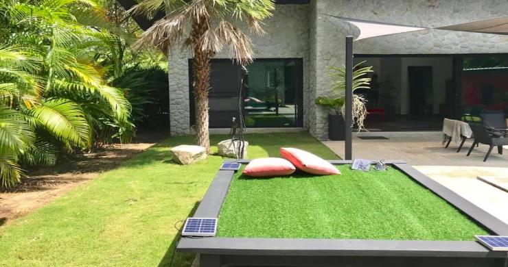 Tropical 3 Bedroom Pool Villa for Sale in Maenam-8
