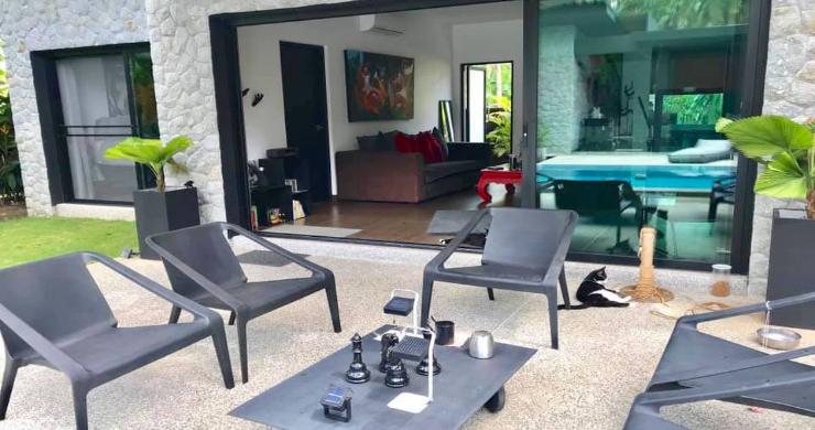 Tropical 3 Bedroom Pool Villa for Sale in Maenam-4