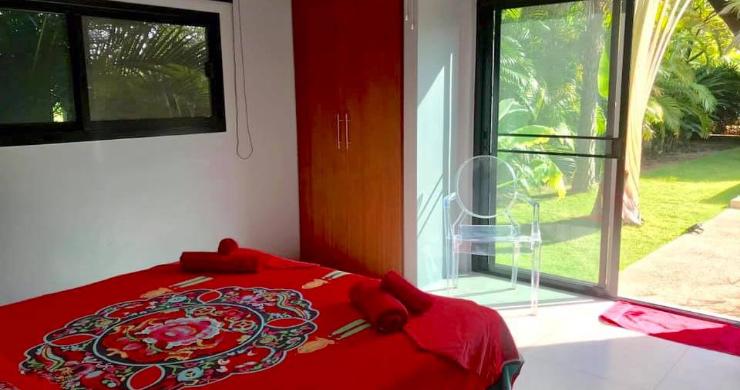 Tropical 3 Bedroom Pool Villa for Sale in Maenam-13