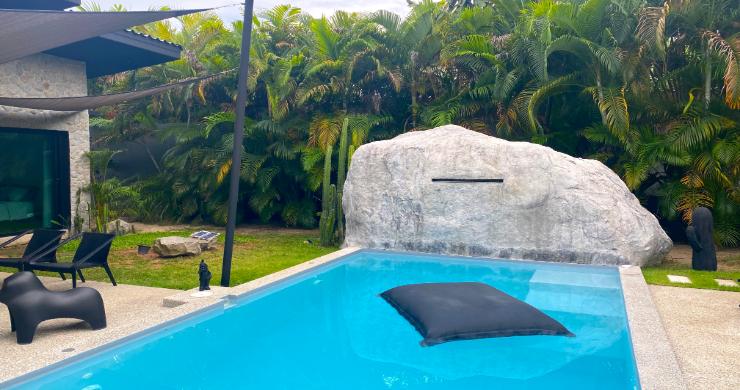 Tropical 3 Bedroom Pool Villa for Sale in Maenam-7