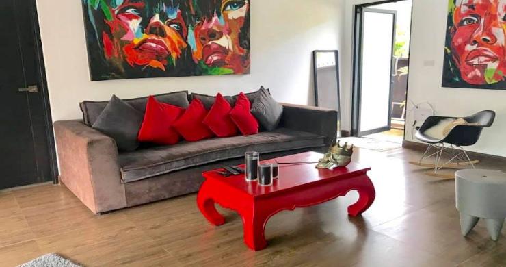 Tropical 3 Bedroom Pool Villa for Sale in Maenam-3
