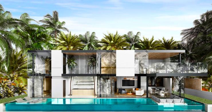 Contemporary 3 Bed Luxury Sea View Villa in Phuket-2