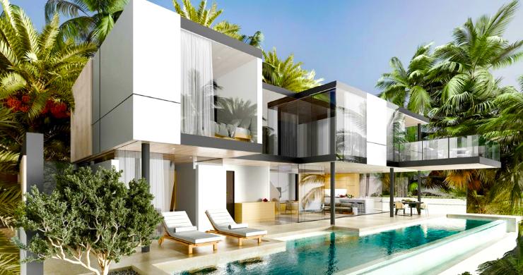 Contemporary 3 Bed Luxury Sea View Villa in Phuket-1