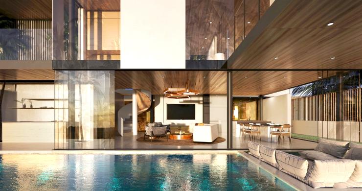 Contemporary 3 Bed Luxury Sea View Villa in Phuket-10