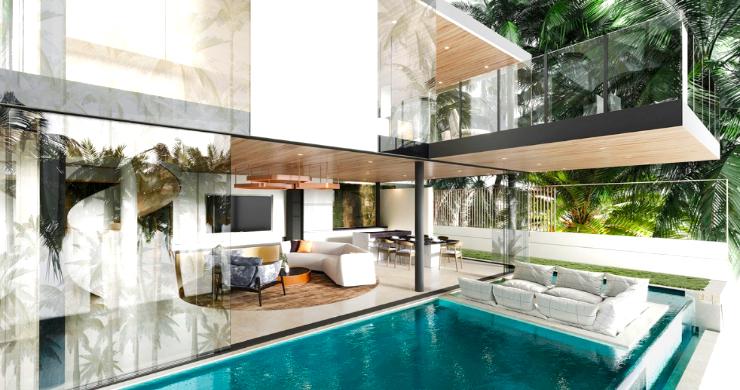 Contemporary 3 Bed Luxury Sea View Villa in Phuket-9