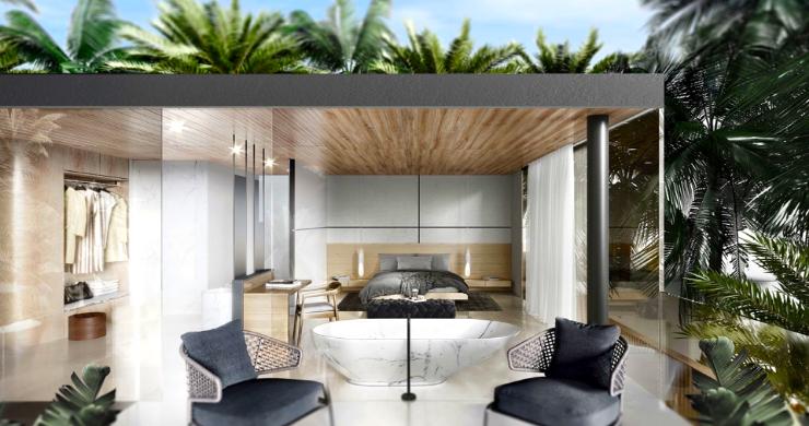 Contemporary 3 Bed Luxury Sea View Villa in Phuket-8
