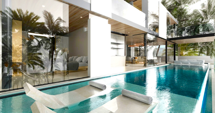 Contemporary 3 Bed Luxury Sea View Villa in Phuket-5