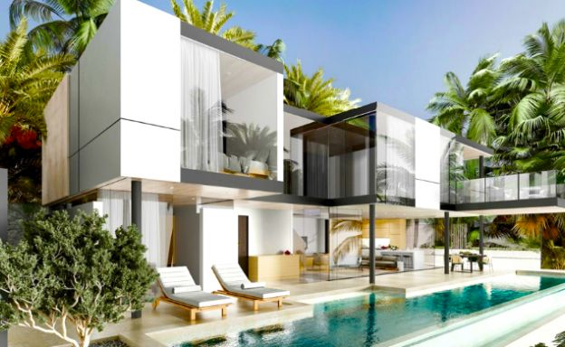 Contemporary 3 Bed Luxury Sea View Villa in Phuket