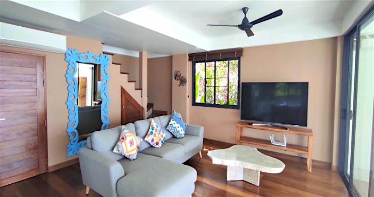 New Modern 3 Bed Sea View Villa in Koh Phangan-12