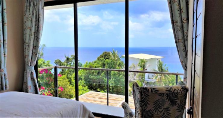 New Modern 3 Bed Sea View Villa in Koh Phangan-15