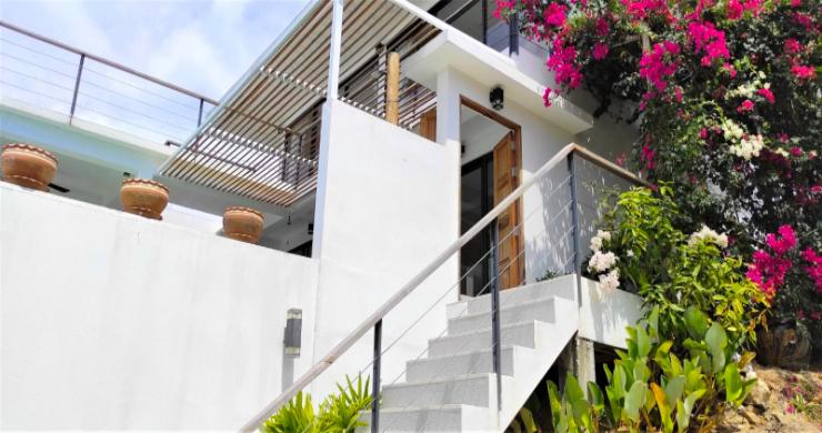 New Modern 3 Bed Sea View Villa in Koh Phangan-18