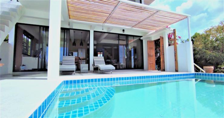 New Modern 3 Bed Sea View Villa in Koh Phangan-21