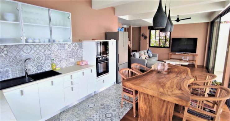 New Modern 3 Bed Sea View Villa in Koh Phangan-7
