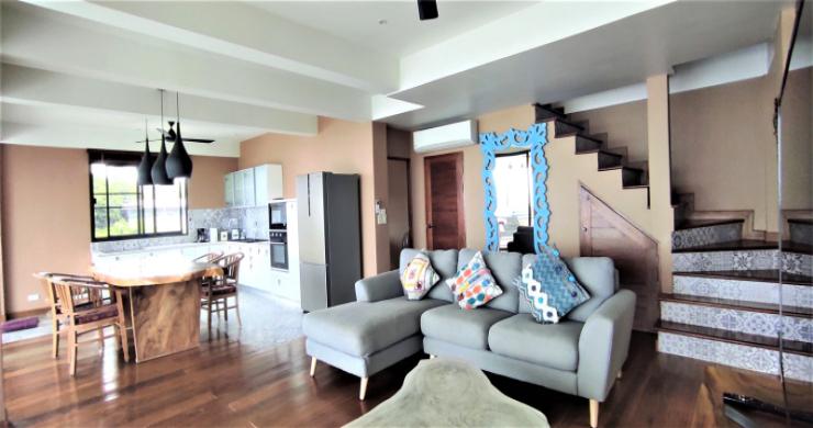 New Modern 3 Bed Sea View Villa in Koh Phangan-4