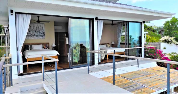New Modern 3 Bed Sea View Villa in Koh Phangan-8